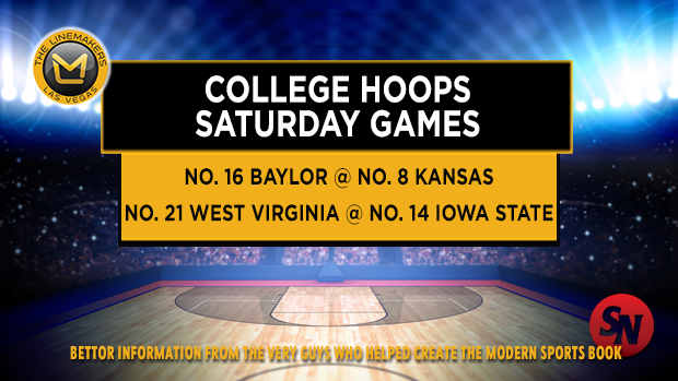 Saturday Big 12 Basketball
