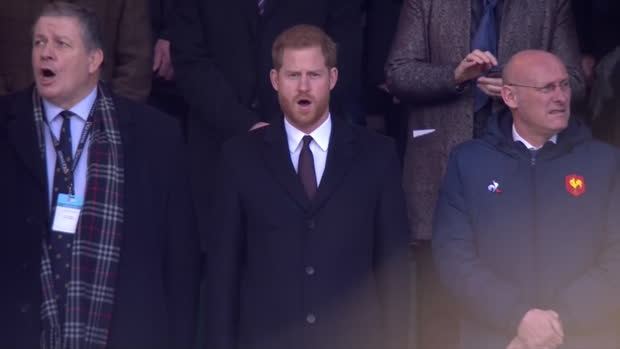 Six Nations: England - Frankreich