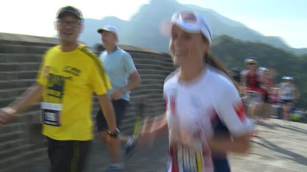 Extremsport: Pippa Middleton beweist Ausdauer
