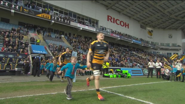 Aviva Premiership : Aviva Premiership - Match Highlights - Wasps v Newcastle Falcons - Round 16