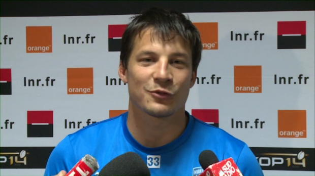 Top 14 - XV de France : Trinh:Duc a dig�r�