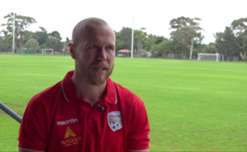 Suspended centre back Taylor Regan previews our AFC Champions League Match Day Five clash with Gamba Osaka.