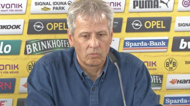 Favre über BVB-Entwicklung, Hoffenheim und Reus