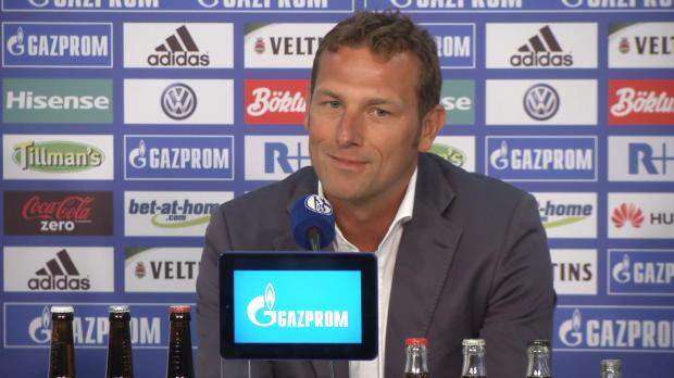 """Weinzierl: """"Schalke ein großer Klub"""""""
