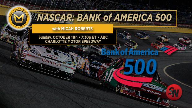 NASCAR Bank of America 500