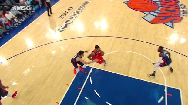 WSC: Paul George (31 points) Highlights vs. New York Knicks
