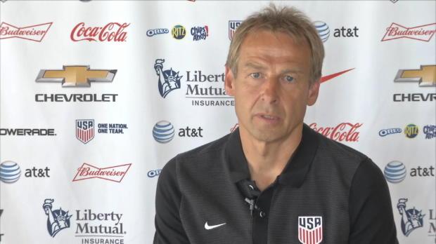 USA: Klinsmann lobt Johnson und Brooks