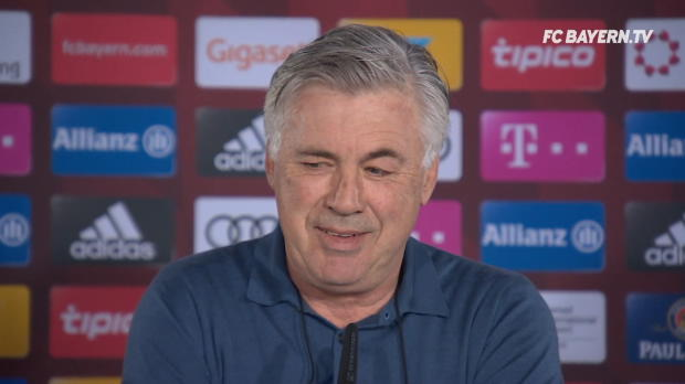 """Ancelotti: Clasico schauen? """"Hängt von uns ab"""""""