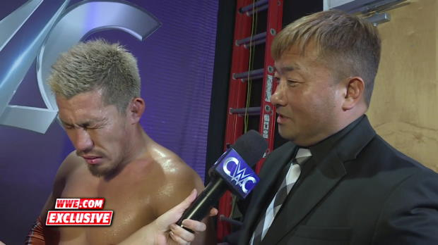 Akira Tozawa turns his focus to competing inside a WWE ring: WWE.com Exclusive, Aug. 31, 2016