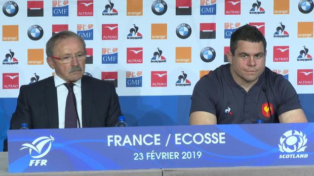 XV de France - Guirado - 'Dans ces moments qu'on voit la valeur des hommes'