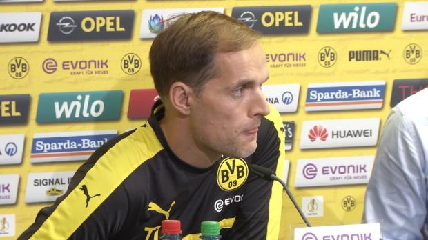 """Tuchel: """"Mindestens Wochen"""" bis Reus-Rückkehr"""