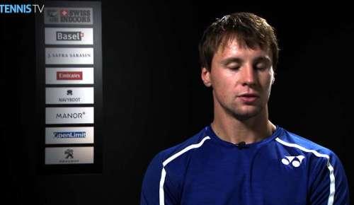 Berankis Interview: ATP Basel 1R