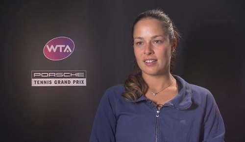 Ivanovic Interview: WTA Stuttgart 1R