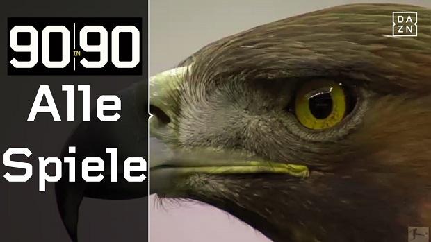 90 in 90 (18. Spieltag)