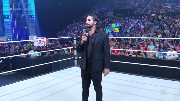 Seth Rollins returns to SmackDown and leaves with a smile on his face: SmackDown, May 26, 2016