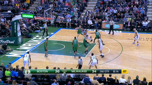 And-1 Play Of The Night: Greg Monroe