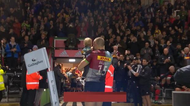 Match Highlights - Harlequins v Saracens ? Round 6