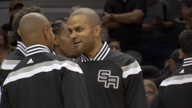Basket : NBA - Parker mène les Spurs au succès