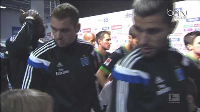 Bundes : Hambourg 2-0 Werder Brême