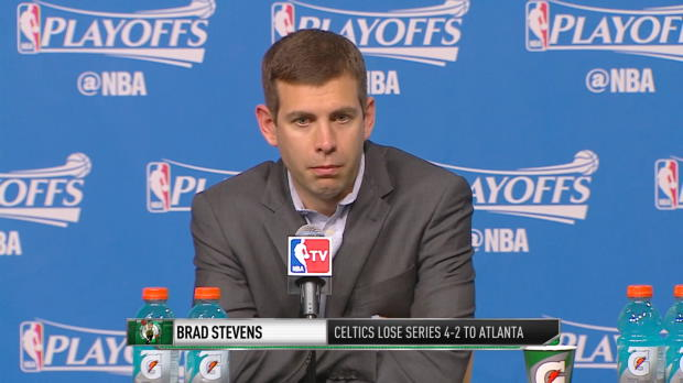 Celtics Discuss Series Loss To The Hawks