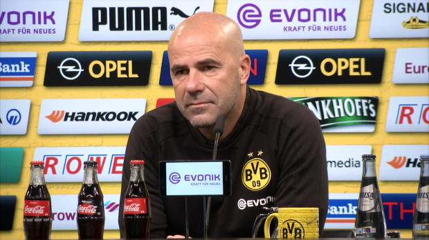 "Bosz zu Aubameyang-Interview: ""Ganz normal"""
