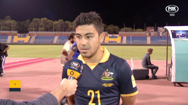 No excuses for Socceroos: Luongo