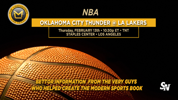 Thunder @ Lakers