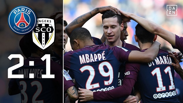 PSG - Angers