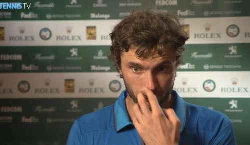 Simon Interview: ATP Monte-Carlo 2R