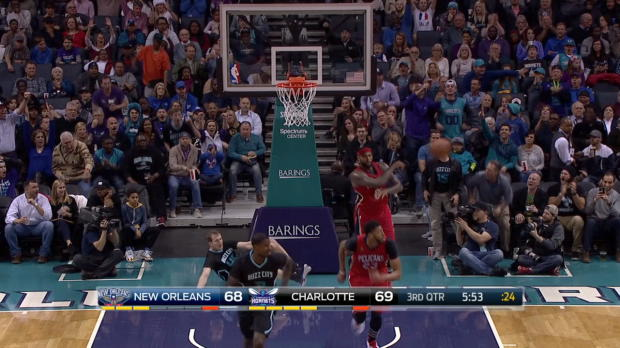 Assist of the Night - Kemba Walker