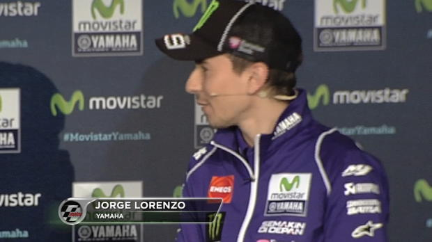 Moto GP - Lorenzo, optimista de cara a la nueva temporada