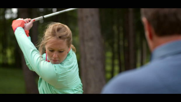 Instruction: Alison Whitaker – Uphill chip shots