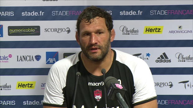 Top 14 - 2e j. : Nallet (LOU) reste optimiste