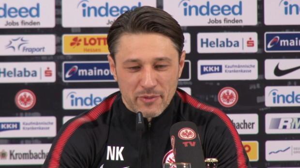 Kovac: Schmerzhafte Erinnerung an Bayern-Sieg