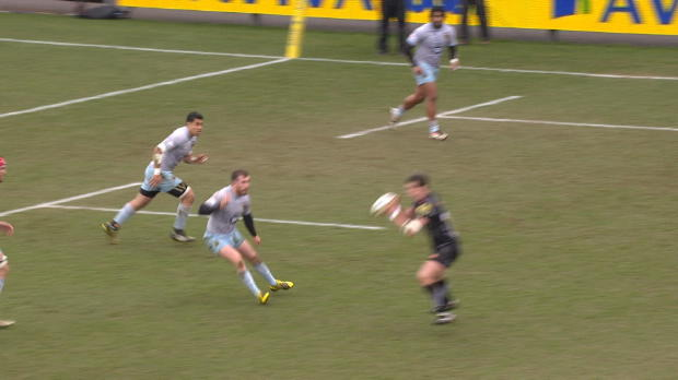 Aviva Premiership - Ben Kay's Imagine Change Moment of Round 17 - Henry Slade's Silky Skills