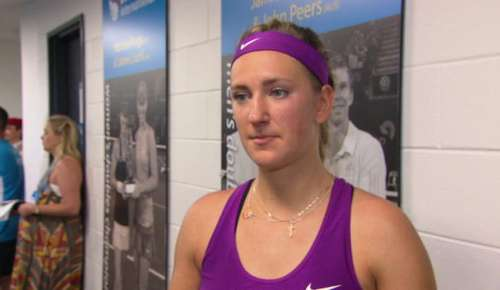 Azarenka Interview: WTA Brisbane QF