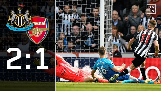 Newcastle - Arsenal