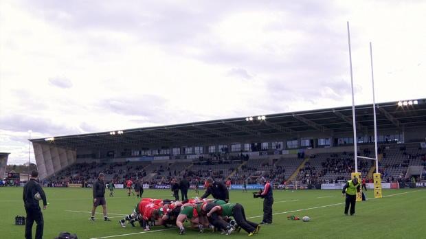 Aviva Premiership - Rugby_Test_1