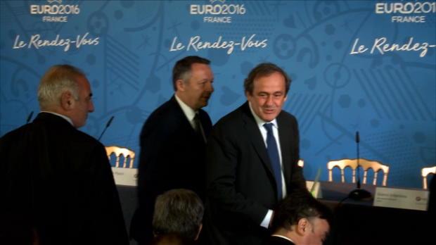 Foot : Euro 2016 - L'UEFA vient en aide aux villes hôtes