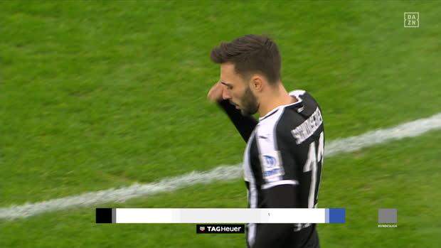 2. Bundesliga: SV Sandhausen - VfL Bochum | DAZN Highlights
