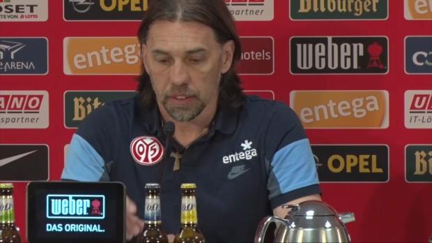 """Schmidt zu 2:0: """"Mentalität schlägt Qualität"""""""