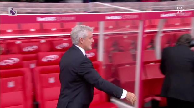 Stoke - Arsenal