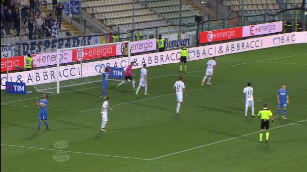 Serie A Round 35: Carpi 1-0 Empoli