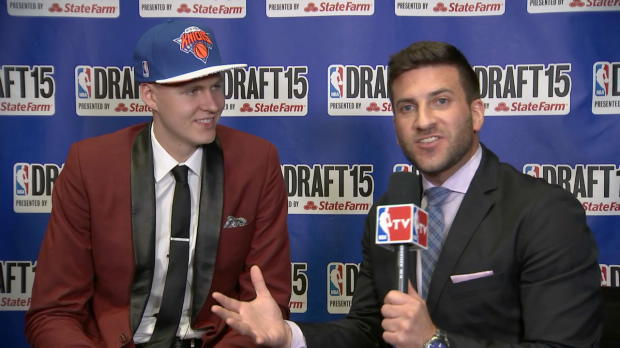 All AXEcess Interview: Kristaps Porzingis