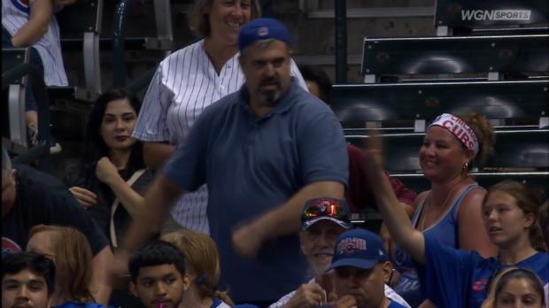 Dancing dad embarrasses daughter