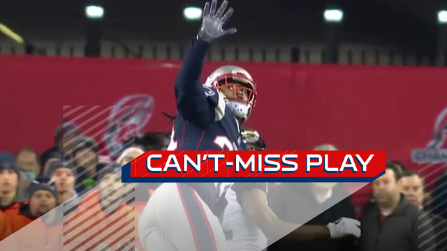 Can't-Miss Play: Stephon Gilmore makes clutch diving fourth-down pass breakup