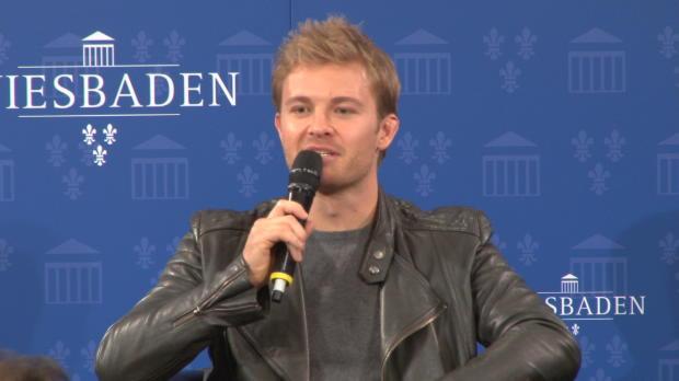 F1: Rosbergs Facebook-Einladung an Gauck