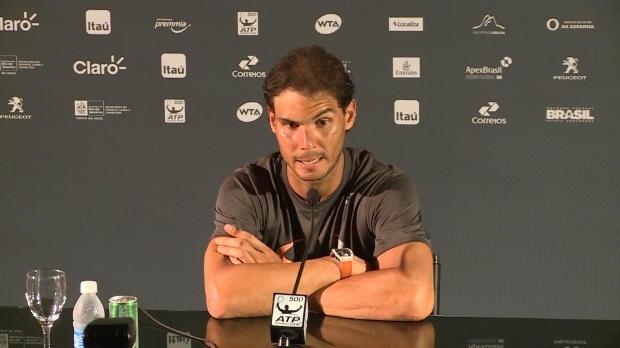 """Rio: Nadal zufrieden: """"Schritt nach vorne"""""""
