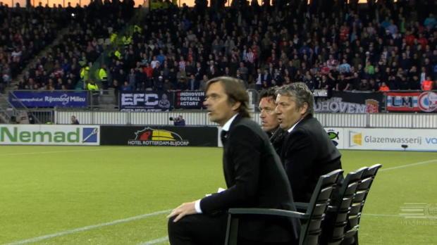 Locadia-Strahl bringt PSV auf Siegerstraße