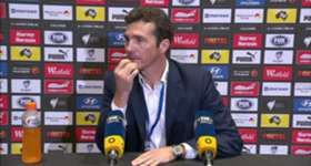 Adelaide United Rd16 press conference